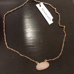 Jewelry - Necklace with stone